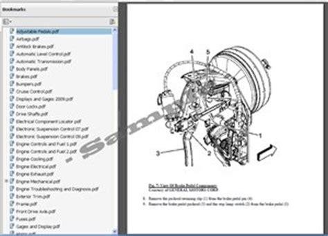 cadillac cts service repair manual 2003 2005 automotive service repair manual
