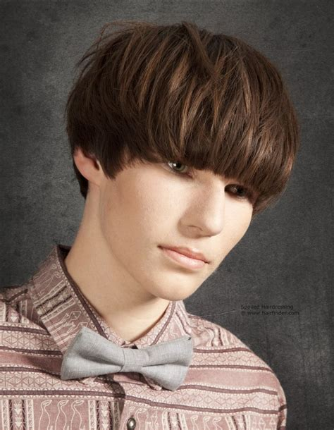 bowl cuts on pinterest 227 pins cool modern bowl haircut for guys latest trends check more