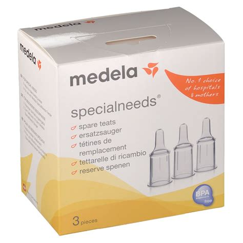Medela Specialneeds medela ersatzsauger f 252 r specialneeds trinkflasche shop apotheke at