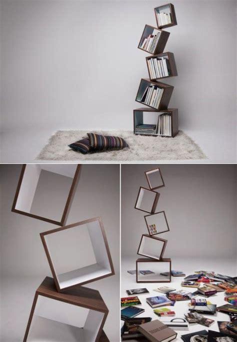 Diy Creative Bookshelves 26 Best Fancy Homes For Books Images On Pinterest