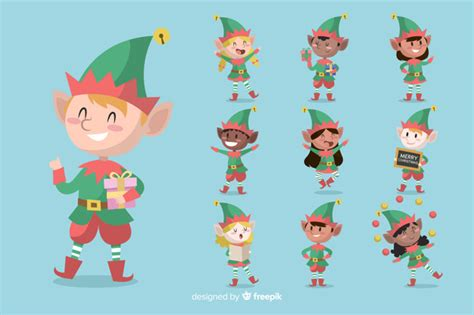 elf  vectors stock  psd