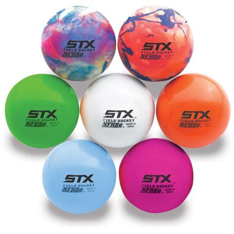 Backyard Hockey - stx nfhs approved field hockey game balls dozen