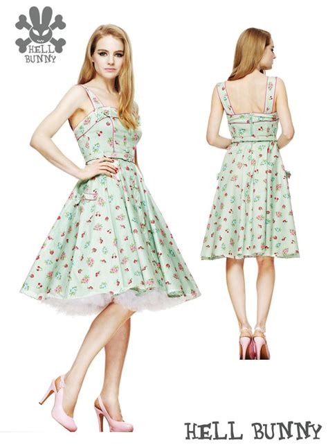 Hell Bunny Evie Dress by Miss Markenvorstellung Hell Bunny