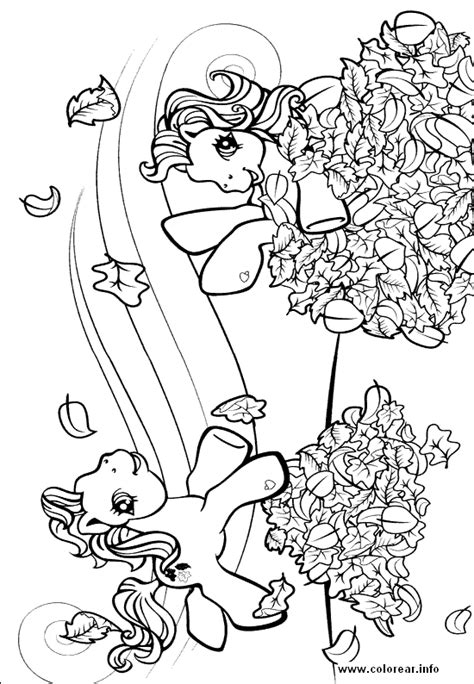 free coloring pages of my little pony rose