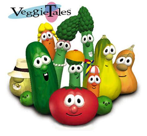 Cartoon Film About Veg | veggie tales