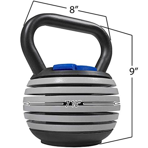 barbell swings titan fitness 5 20 lb adjustable kettlebell weight