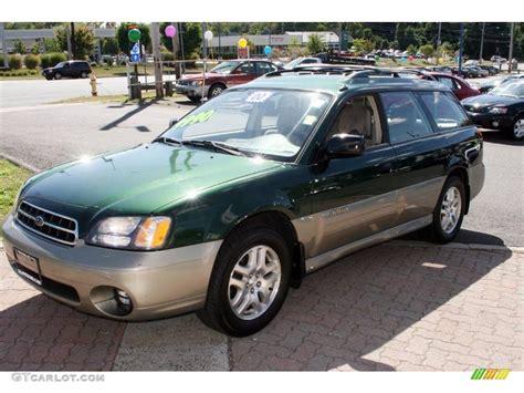 green subaru hatchback 2000 timberline green pearl subaru outback wagon 18685963