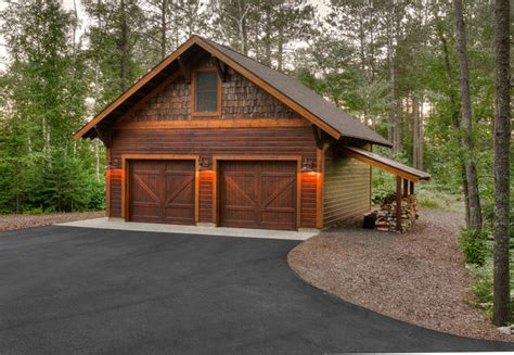 Rustic Garage Plans by Bewitching Garage And Shed Rustic Design Ideas For Garage