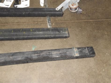 traverse city boat auction lot 5166 x4 boat winch and trailer accessories