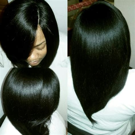 Invisible Part Sew In Hairstyles by 1000 Ideas About Invisible Part Weave On