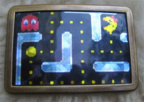 Pacman Belt Buckle And Tie From The Ex Boyfriend Collection by Belt Buckles Keep Your On Pal Technabob
