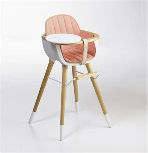 chaise haute ovo chaise haute micuna ovo avec un coussin