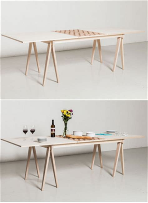 Meja Makan Untuk 8 Orang 6 desain meja makan untuk rumah mungil yang unik desain