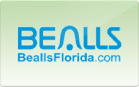 Bealls Gift Card - buy bealls florida gift cards raise