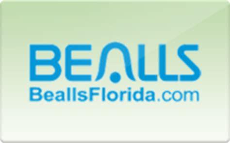 Bealls Outlet Gift Card - buy bealls florida gift cards raise