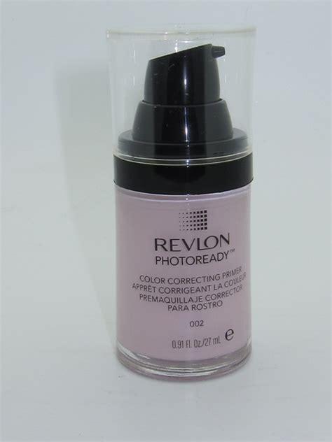 Revlon Photoready Color Correcting Primer revlon photoready color correcting primer review swatches