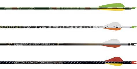 Arrow Alumunium the difference in aluminum and carbon arrows