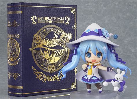 Ori Figma Snow Miku 2014 Limited Edition Festival smile company reveals their festival 2014 winter exclusives sgcafe
