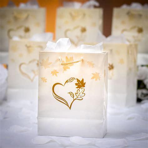 small fall wedding gift bags bags basic craft supplies craft supplies