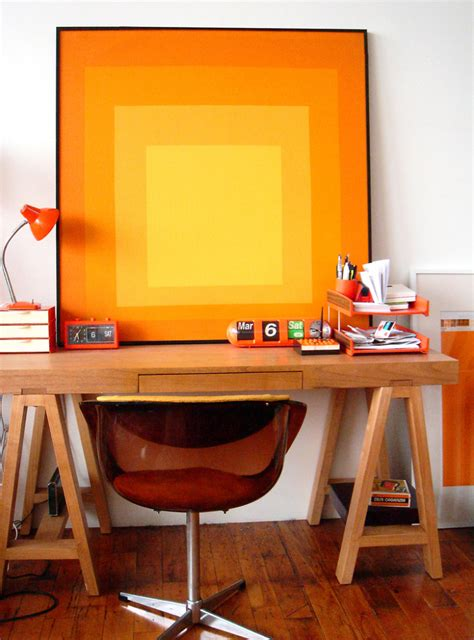 design inspiration 25 orange paint ideas for kitchen foyer living room and bedroom huffpost