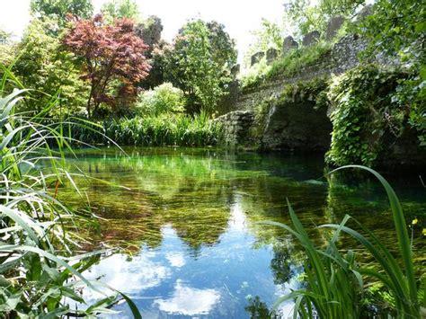 i giardini di ninfa apertura giardino di ninfa aperture 2019 date biglietti orari e