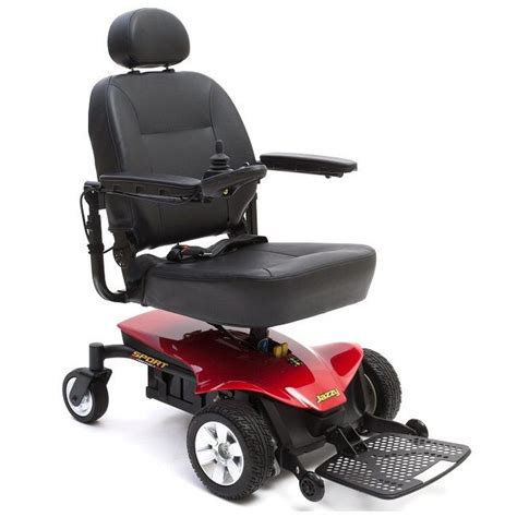 jazzy power chair jazzy sport portable power wheelchair for sale lowest prices