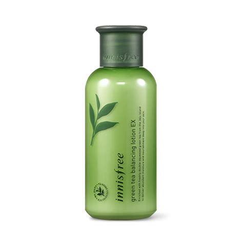 Innisfree Balancing Lotion 160ml innisfree green tea balancing lotion ex 160ml