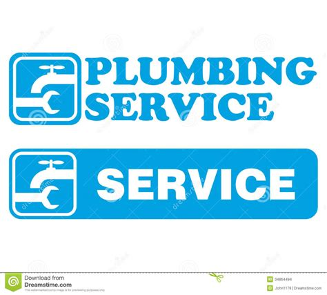 Plumbing Management by Plumbing Service Stock Images Image 34864494