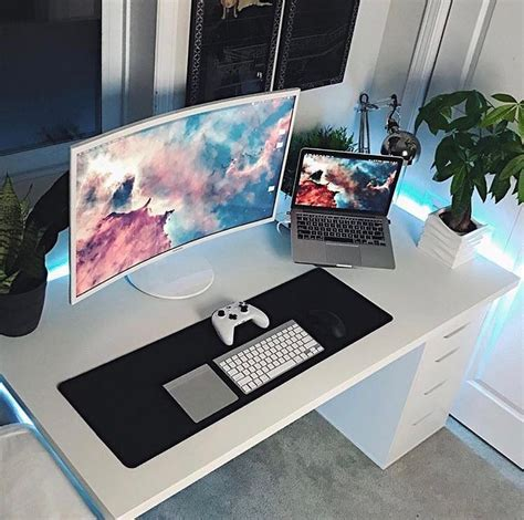 pc setup ideas see this instagram photo by minimalsetups 3 445 likes