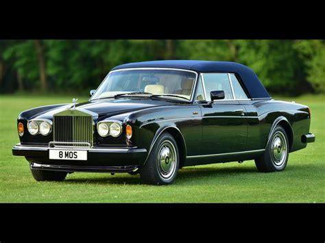 rolls royce corniche for sale 1990 rolls royce corniche convertible iii for sale