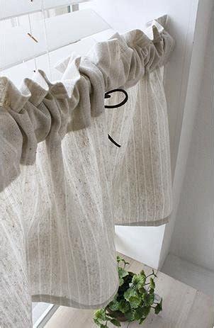 Cozymomdeco Check Linen Handmade Natural Cotton Cafe