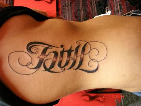 40 cool ambigram tattoo ideas hative