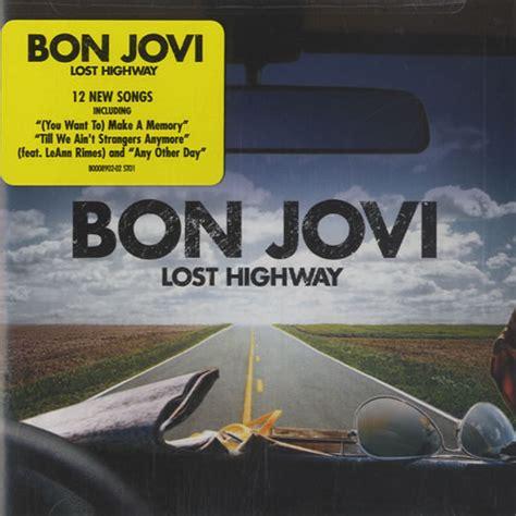 Vinyl Record Bon Jovi Lost Highway bon jovi lost highway records lps vinyl and cds musicstack