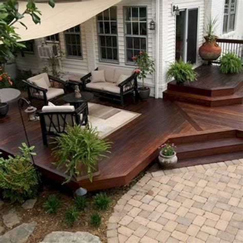backyard deck photos cool backyard deck design idea 54 futurist architecture