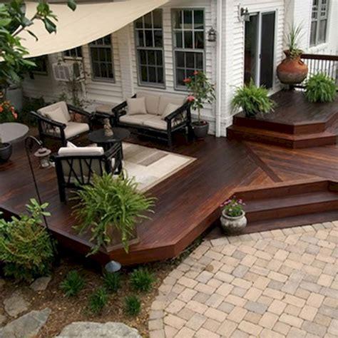 how to design a deck for the backyard cool backyard deck design idea 54 futurist architecture
