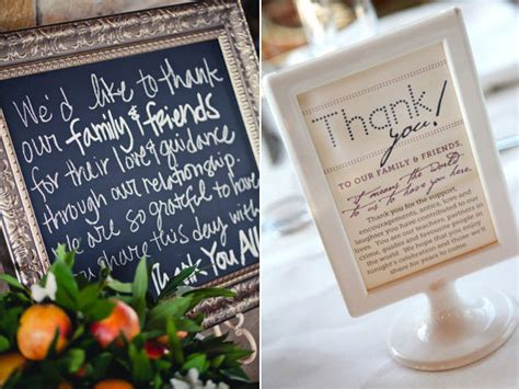 when should wedding thank yous go out 25 ways to give thanks at your wedding bridalguide