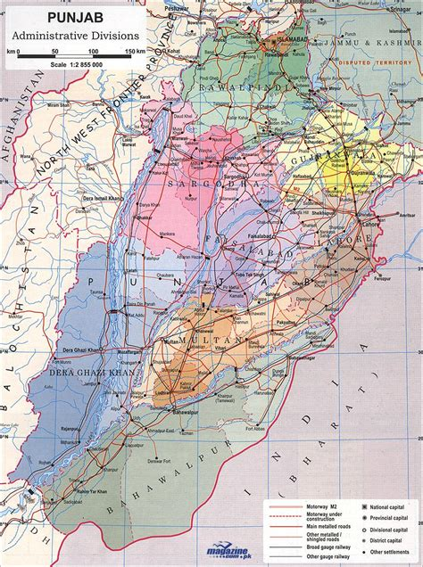 Search Pakistan Map Of Punjab In Pakistan Search Engine At Search