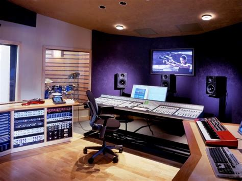 Home Recording Studio Design Tips | home recording studio design ideas home studio