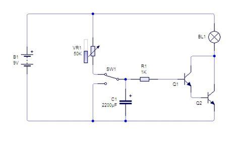 Lu Led Rangkaian rangkaian lu led menggunakan resistor 28 images