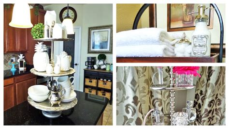 home decor youtube home decor 3 ways to use tiered stands youtube