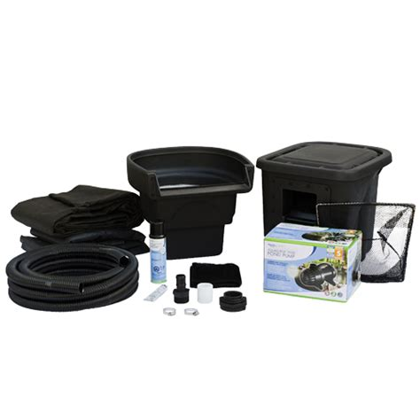 aquascape micropond kit aquascape 6 x 8 micropond kit mpn 99764 best prices