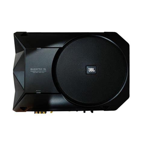 Speaker Aktif Bass jual jbl bass pro sl subwoofer aktif 8 inch