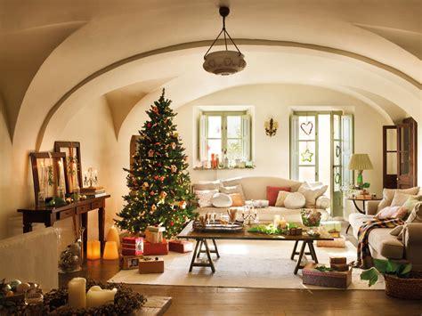 como decorar un comedor de navidad ideas para decorar una casa de monta 241 a de navidad