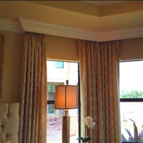 where to hang curtains with crown molding 1000 images about embellished windows on pinterest