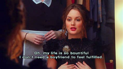 blair waldorf gossip girl quotes  life