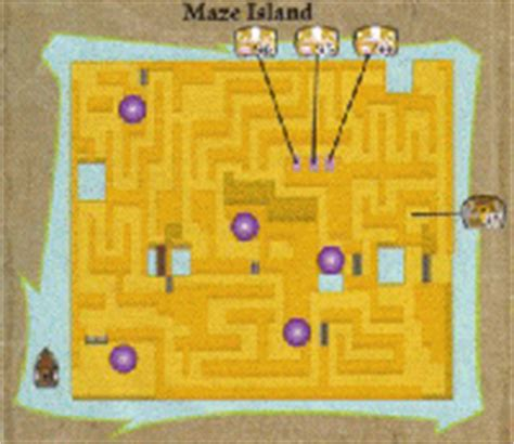 legend of zelda map maze phantom hourglass map