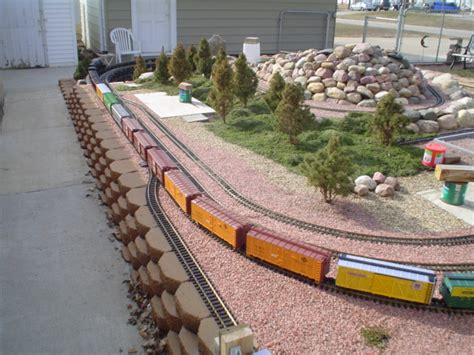 G Scale Garden Railway Layouts Dyna G Scale Layout Ideas