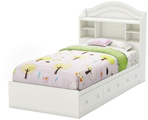 kids bedroom bookcase kids twin bed headboard bookcase girls storage drawers