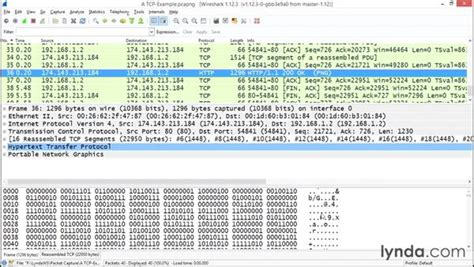 wireshark tutorial lynda understanding encapsulation