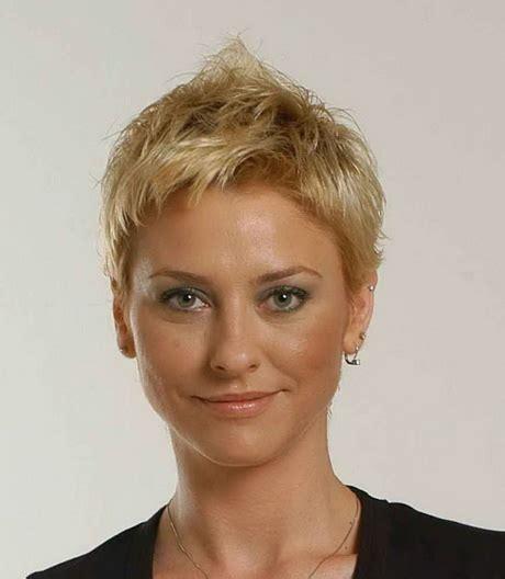 Schöne Kurzhaarfrisuren Damen by Lange Haare Abgeschnitten Damenfrisuren 2017
